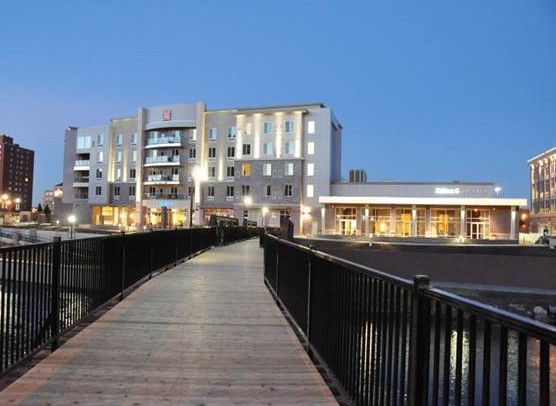 Ernst capital group private equity real estate - Hilton garden inn downtown sioux falls ...