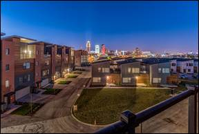 5Fifty5 Townhomes - Des Moines, IA